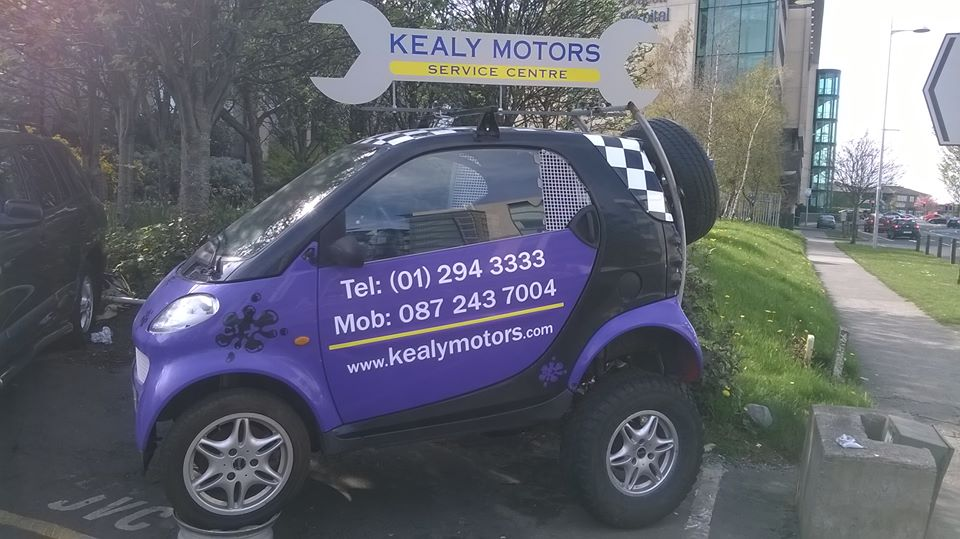 Kealy Motors - 56 Blackthorn Road Sandyford Industrial Estate Dublin 18